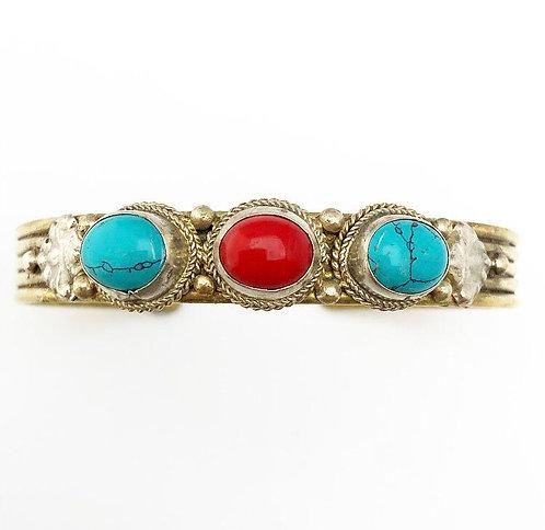 Navambar Brass Bracelet