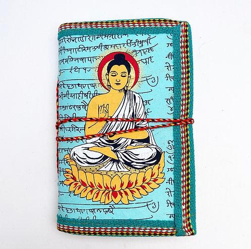 Pale Blue Buddha Journal