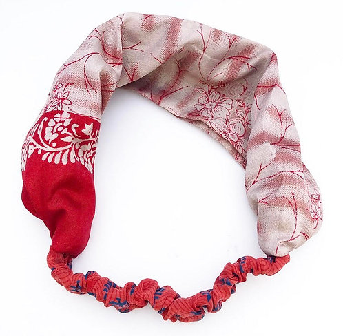 Jabalpur Sari Headband
