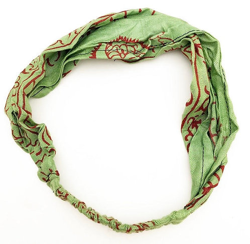 Elm Cotton Mantra Headband