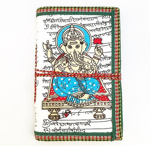 White Ganesh Journal