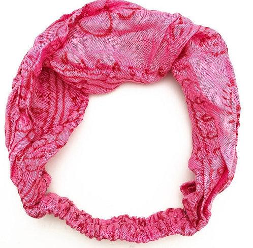 Blossom Cotton Mantra Headband