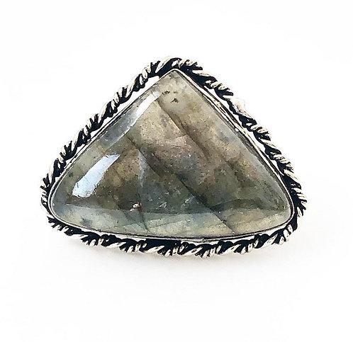 Jaadoo Stone Ring