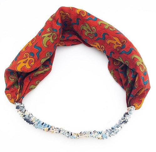 Vadodara Sari Headband