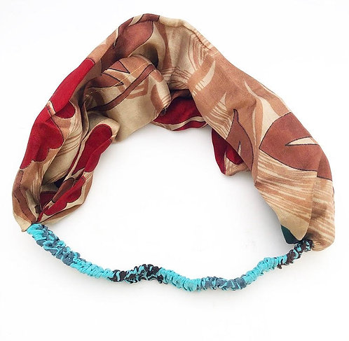 Madurai Sari Headband