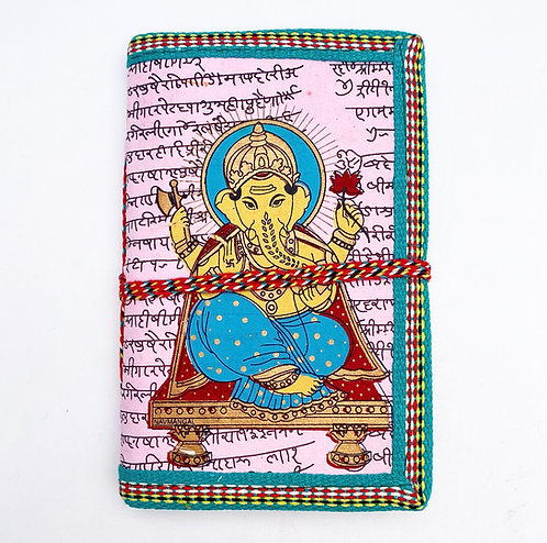 Pale Pink Ganesh Journal