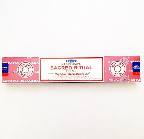 Satya Incense- Sacred Ritual