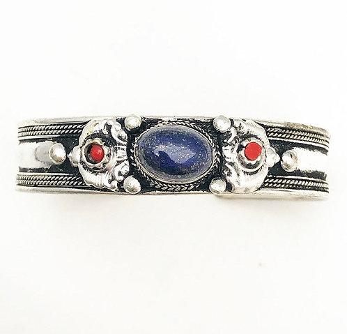 Lapis Lazuli Saral Bracelet