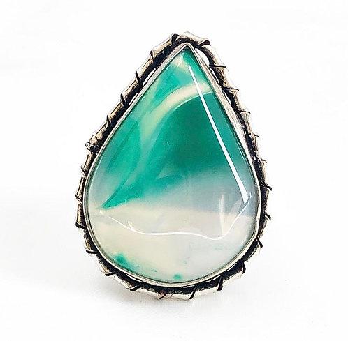 Keibul Stone Ring