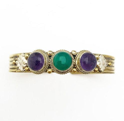 Disambar Brass Bracelet