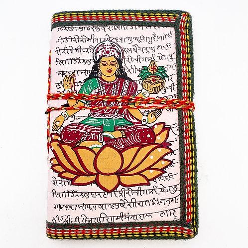 Pale Pink Vishnu Journal