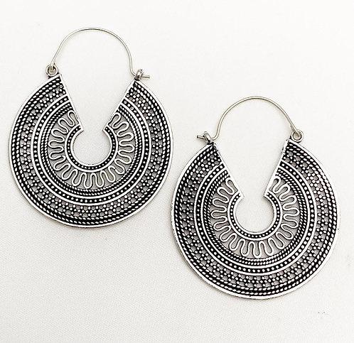 Bogmalo Silver Earrings
