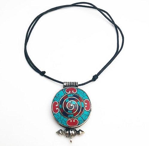 Ashvina Secret Compartment Necklace