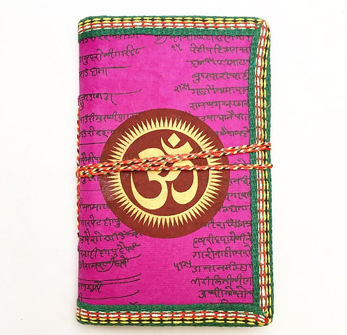 Magenta Ohm Journal