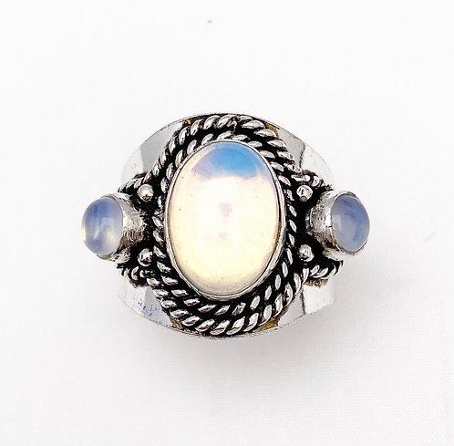 Opalite Chattaan Ring