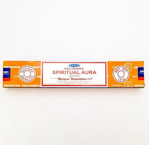 Satya Incense- Spiritual Aura