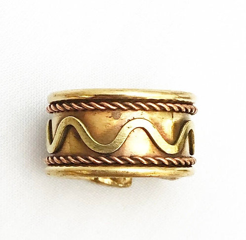 Mangalabara Brass Ring