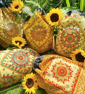 Indian Embroidered Backpacks