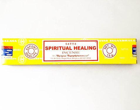 Satya Incense- Spiritual Healing