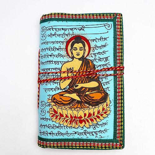 Sky Blue Buddha Journal