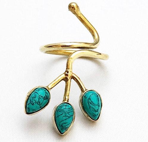 Turquoise Sakha Ring