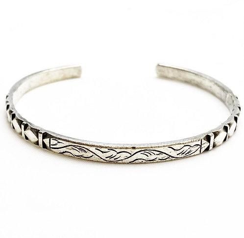 Simple Diamond Bracelet