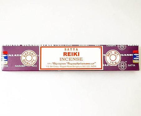 Satya Incense- Reiki