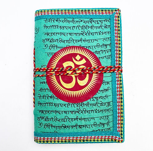 Turquoise Ohm Journal
