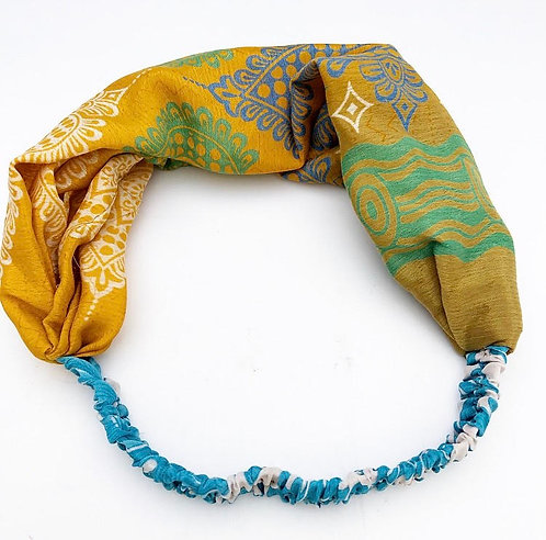 Meerut Sari Headband