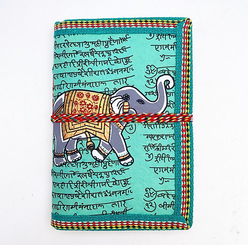 Turquoise Elephant Journal