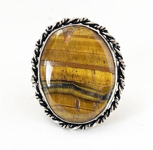 Ladakh Stone Ring