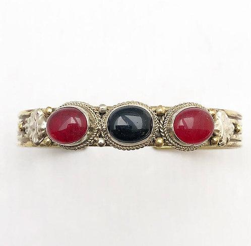 Aktoobar Brass Bracelet