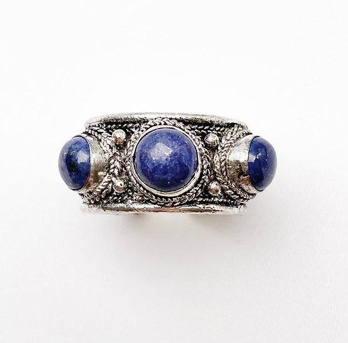 Lapis Lazuli Tikadee Ring