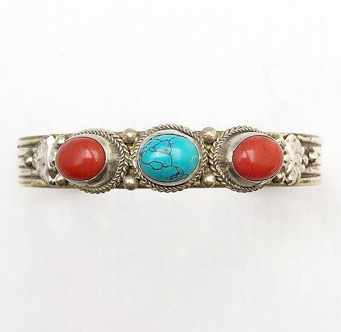 Pharavaree Brass Bracelet