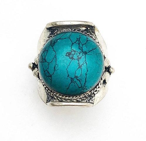 Turquoise Varg Ring