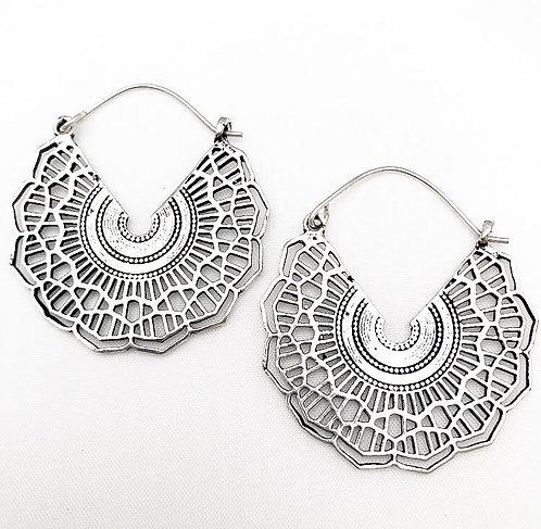 Issorcim Silver Earrings