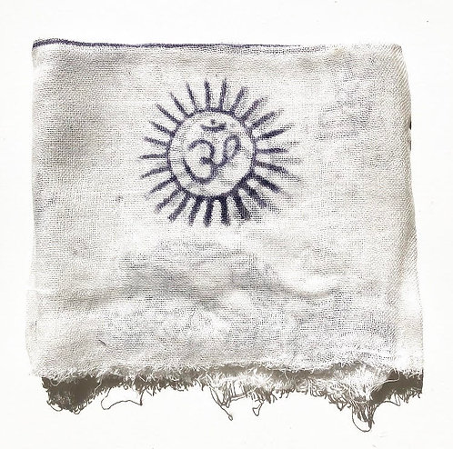 Small Ice Mantra Scarf