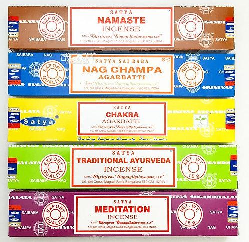 India Vibrations Incense Set