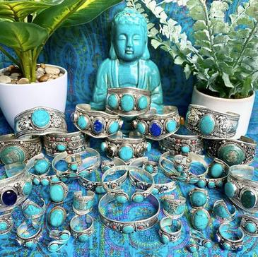 Turquoise Treasure & Treats