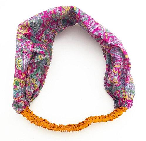 Agra Sari Headband
