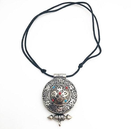Vaishaka Secret Compartment Necklace