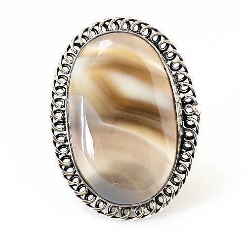 Spiti Stone Ring