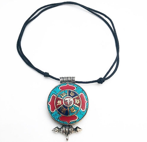 Kartika Secret Compartment Necklace