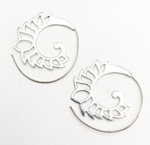 Sinquerim Silver Earrings