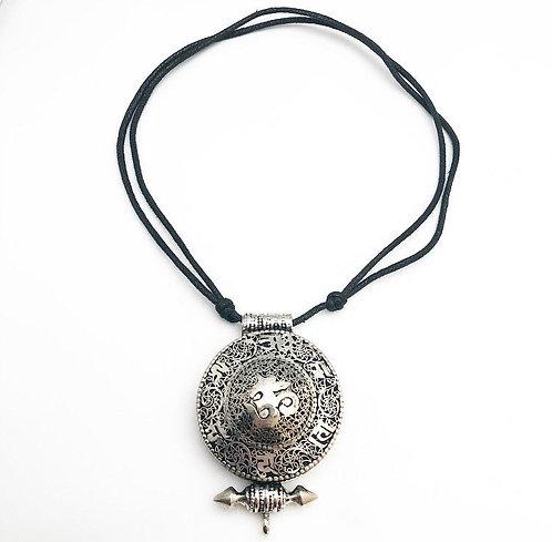 Jyeshta Secret Compartment Necklace
