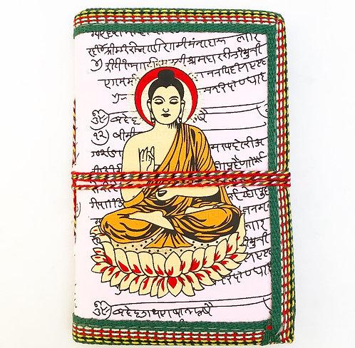 Pale Pink Buddha Journal