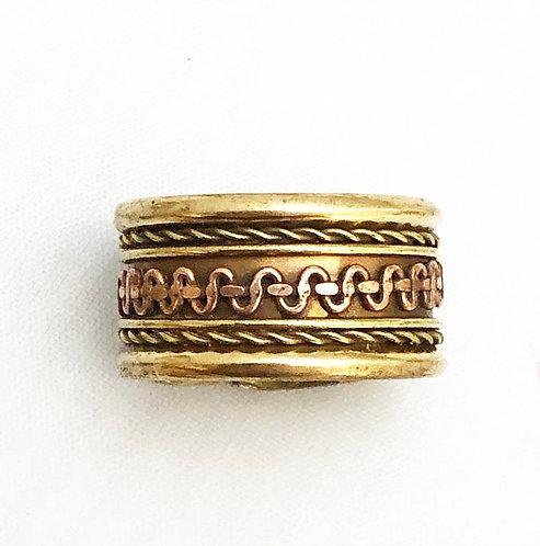 Budhavara Brass Ring