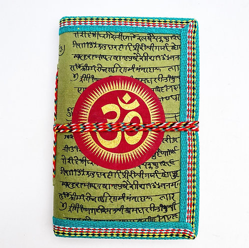 Khaki Ohm Journal