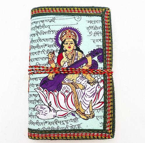 Pale Blue Saraswati Journal