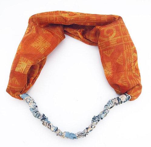 Kannur Sari Headband